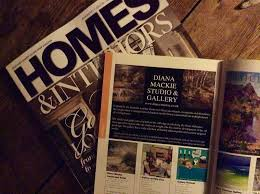 Homes And Interiors Scotland Pr Diana Mackie