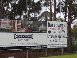 halloween festival at coal creek korumburra melbourne