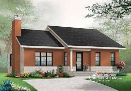 small modern ranch homes house plan w3147 detail from drummondhouseplans com