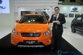 subaru malaysia 2016 launch 2013 subaru xv crosstrek edition rm138 800 wemotor com