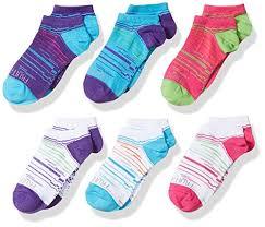 Best No Show Socks Hanes Girls U0027 10 Pack No Show Socks Best Price Coupon World