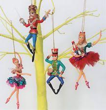 tree nutcracker ornaments ebay