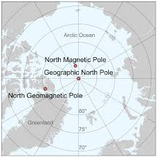 North Pole Map North Magnetic Pole Mapsroom Mapsroom