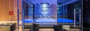 former subterranean crypt in france transformed into a soothing