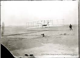 air and space curator the wright brothers were most definitely