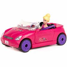 barbie convertible mega bloks barbie build u0027n style convertible play set walmart com
