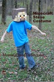 Steve Minecraft Halloween Costume Minecraft Steve Costume Steve Costume Costumes Halloween