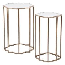 Quatrefoil Side Table 226 Best Ff E Coffee Tables Side Tables Occasional Tables