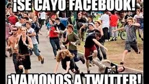 Memes De Facebook - los mejores memes de la ca祗da global de facebook e instagram