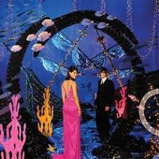 Prom Decorations Wholesale Under The Sea Prom Decorations For The Students To Walk Under