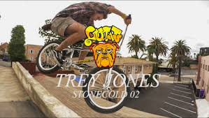 backyard bmx session at trey jones u0027 w shadow u0026 subrosa dig bmx