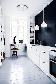 Designer White Kitchens Kitchen Style Feature Design Ideas Attractive Scandinavian