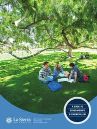 federal and state grants financial aid la sierra university