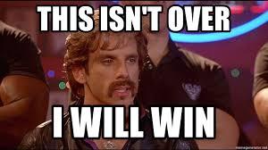 I Will Win Meme - this isn t over i will win dodgeball meme generator