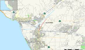 Sac State Map California State Route 232 Wikipedia