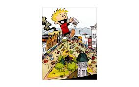 calvin u0026 hobbes creator bill watterson went to my dad u0027s high