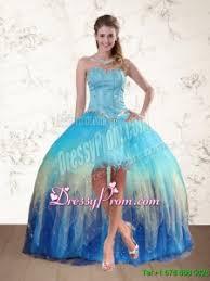 custom made baby blue quinceanera u0026 prom dresses designer zebra print