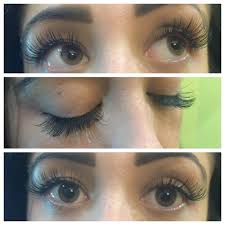 Eyelash Extensions Natural Look Lavish Lash Extensions Mink Vs Silk Lashes Beauty Lounge Hair