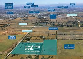 Armstrong Map 371 379 Horseshoe Bend Road Armstrong Creek Vic 3217 Permit