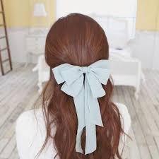 bow hair buy soo n soo chiffon bow hair clip with free international