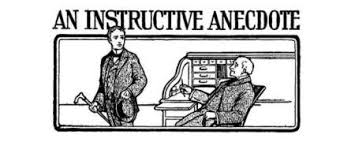 definition anecdote u2013 a revealing account of an incident that