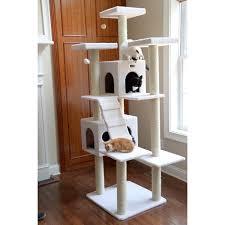cat furniture armarkat cat tree pet furniture 77 in condo scratcher b7701