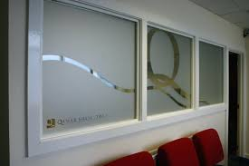 office design printed etch designs for offices branding bespoke