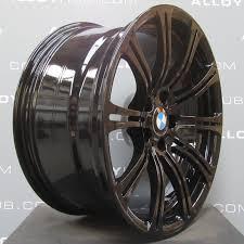 bmw black alloys bmw m3 220m 19 inch 10 spoke gloss black