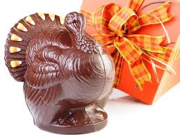 jumbo chocolate thanksgiving turkey li lac chocolates
