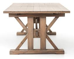 Tuscan Furniture Collection Four Hands Tuscan Spring Dining Table Vtud 05 10