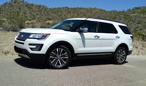 Ford Explorer Blacked Out - driven ford explorer platinum takes sport further