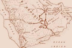 rub al khali map prx empty quarter recordings from the rub al khali desert