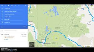 Montana Road Report Map by Yellowstone Road Conditions May 2016 Youtube