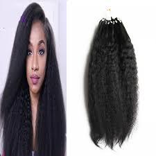 micro link hair extensions coarse yaki micro link hair extensions human 100g