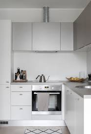 decordots scandinavian kitchen in white and grey styling and