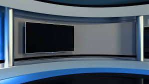 Video Backdrops Newscaster Production Stock Footage Video Shutterstock