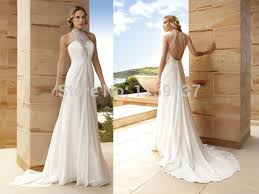 turmec halter neck wedding dresses 2014