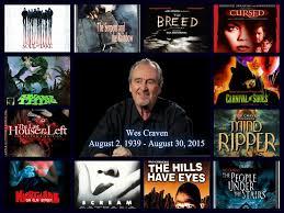 film horror wes craven horror movie legend wes craven passes at age 76
