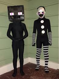 Enderman Halloween Costumes Marionette Costume Nights Freddy U0027s