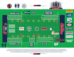 Ole Miss Campus Map August 13 Is Meet The Rebels Day Ole Miss Rebels Official
