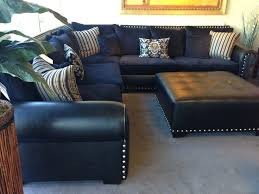 navy blue leather sectional sofa 1083 navy blue sectional sofa