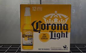 calories in corona light beer corona light 12pkb 12oz craft d