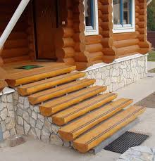 Wooden Stairs Design Outdoor Outdoor Staircase Design Modern Ideas And Materials