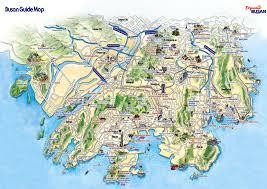 Gang Map Maps Of Korea And Korean Cities Koreabridge
