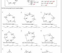 exterior angles of polygons worksheet abitlikethis theorem