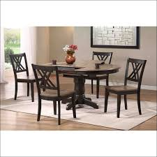 Kitchen  Table Furniture Black Dining Room Set Drop Leaf Dining - Black kitchen table and chairs