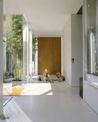 modern interior colors for home interior modern corridor single house design with white