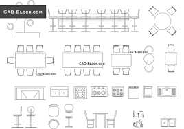 Home Design Cad Free by Home Design Captivating Dining Table Cad Block Home Design