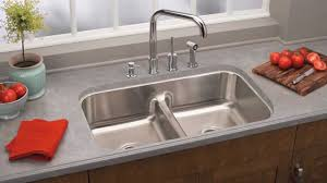 Kitchen Designs With Windows Decor Modern Kitchen Design With Elkay Sinks And Faucet Plus