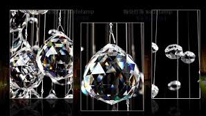 Crystal Chandelier Ball 20pcs Lot 20mm Crystal Prism Ball Crystal Hanging Ball For